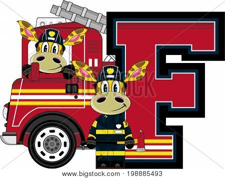 F Is For Fireman 25