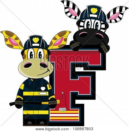 F Is For Fireman 42