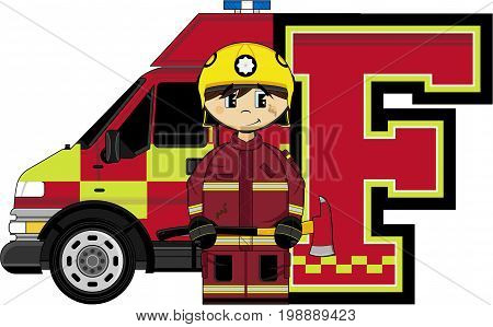 F Is For Fireman 22.eps
