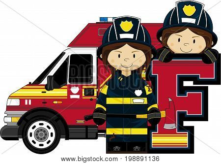 F Is For Fireman 46.eps