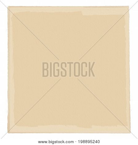 Neutral base effect canvas for artistic bases