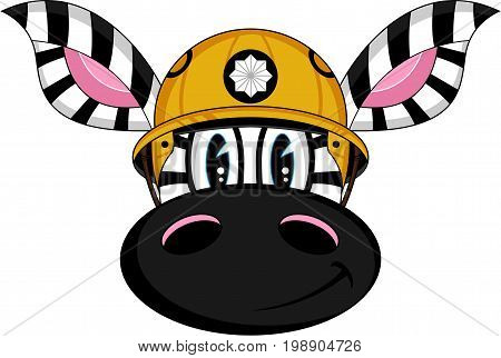Uk Zebra Fireman Head.eps