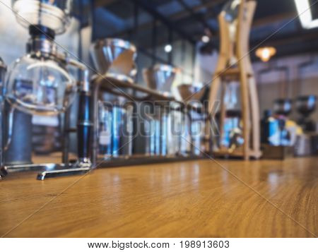 Blur Drip Coffee Glass Syphon Kits Counter Coffee shop cafe Brewing