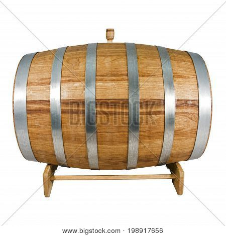 Barrel 100L Premium (Russian oak) Oak is used in wine making to vary the color, flavor, tannin profile and texture of wine.