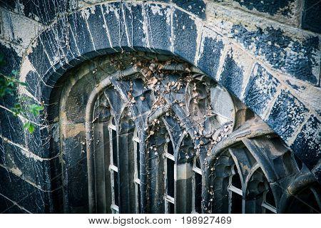 Architectural Details In Lancaster