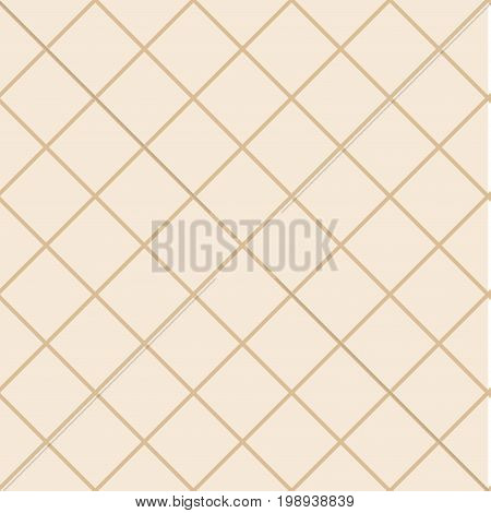 Pattern with the mesh, grid. Seamless vector background. Abstract geometric texture. Rhombuses wallpaper. Diamonds motif Digital paper for page fills, web designing, backdrops, backgrouns, cover