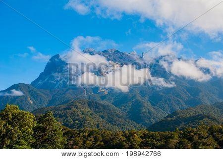 Mount Kinabalu National Park, Sabah Borneo, Malaysia