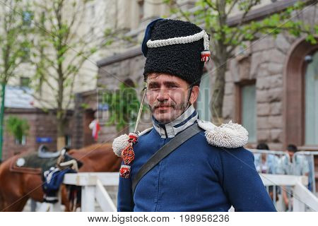 International Festival: Life-guards Ural Cossack