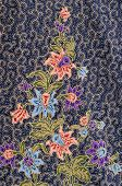 This is general native thai-style handmade fabric pattern poster