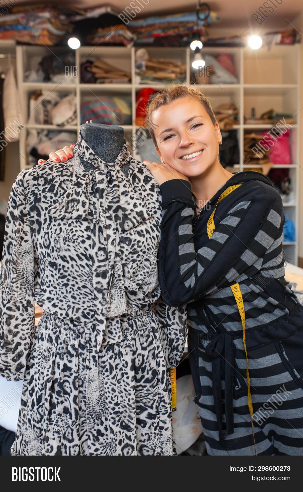Dressmaker Mannequin Image Photo Free Trial Bigstock