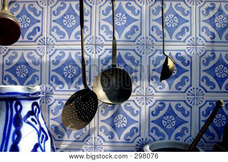 Old Kitchen Tools