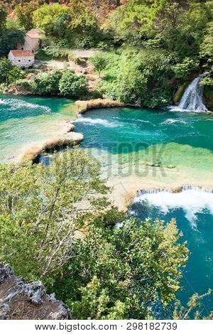 Krka, Sibenik, Croatia, Europe - Breathing The Fresh Air Of Nature Within Krka National Park