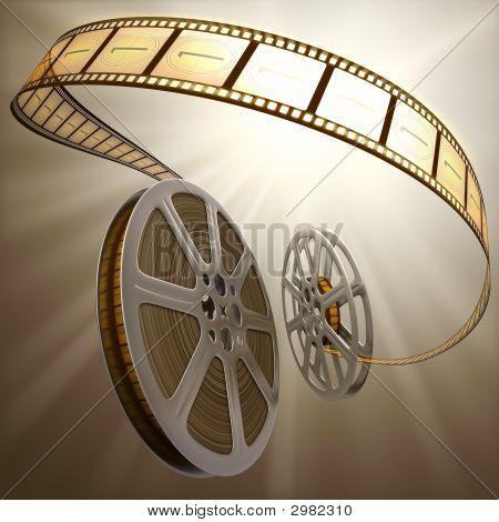 Film Reel / Backlight