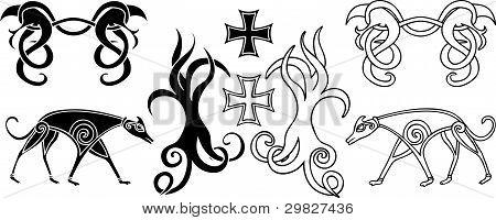 viking style