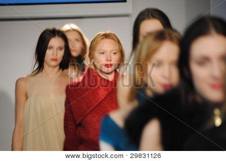 Fashion Week Runway Show