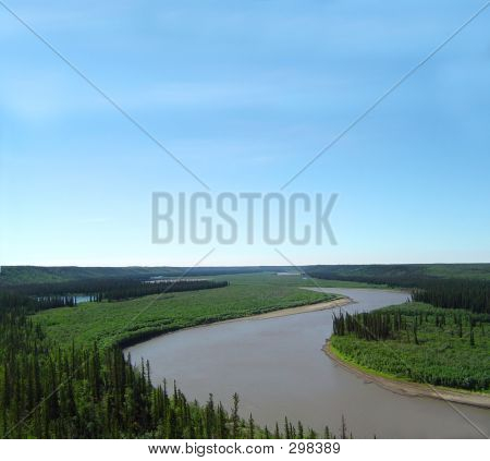 Artic Red River