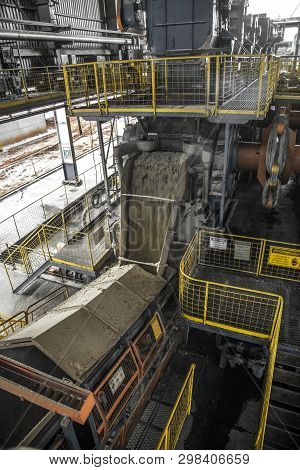 Industrial Sugar Conveyor Production Line Factory Cane Bagasse