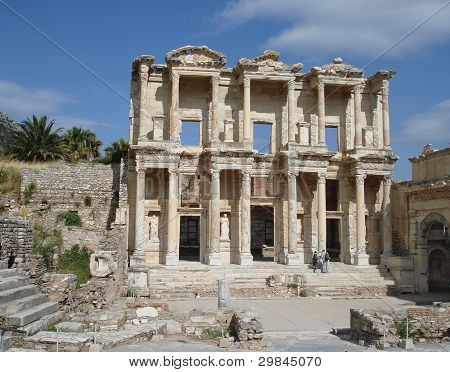 Celcus Library at Ephesus