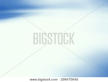 Abstract Blue And White Background, Magic Blue Blur Abstract Background, Abstract Blue Sky Gradient