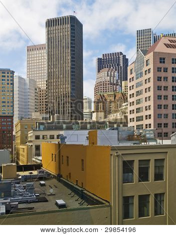 Downtown San Francisco Buildings