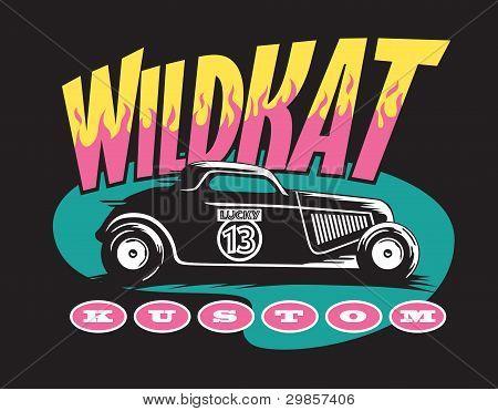 Wildkat Kustom Hotrod Design