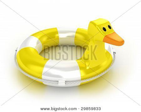 The Lifebuoy