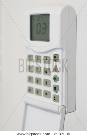 Security System Console