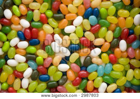Sugar Coated Jelly Beans
