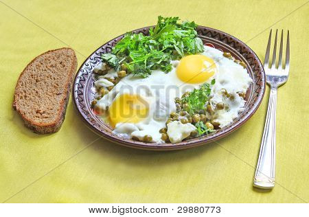 Just Fried Egg
