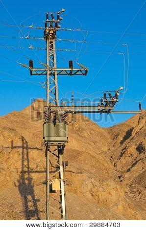 Free Air Substation