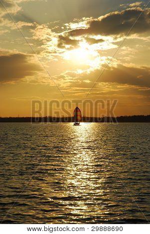 Lake Norman, NC Sailing
