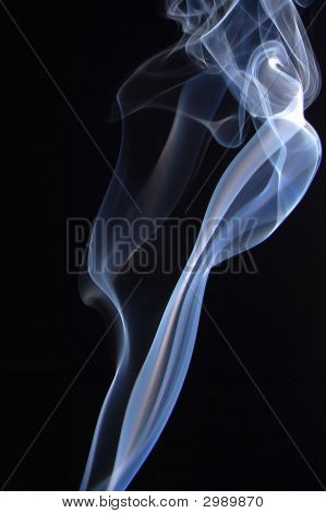 Smoke Sculpture