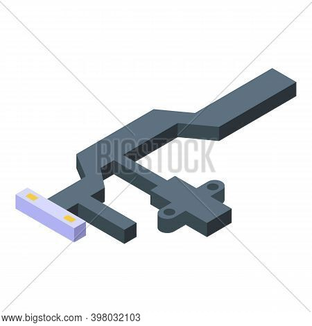 Tablet Repair Charger Icon. Isometric Of Tablet Repair Charger Vector Icon For Web Design Isolated O