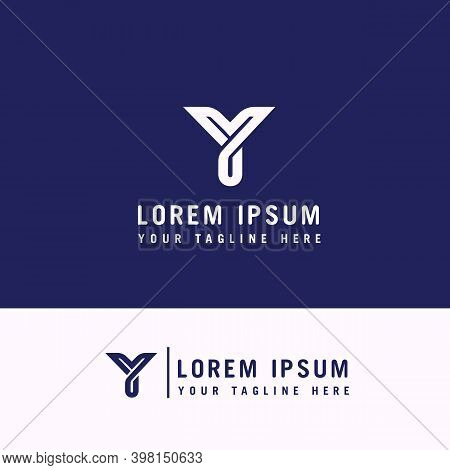 Y Letter Logo, Y Minimalist Logo, Y Line Logo Design Template Inspiration