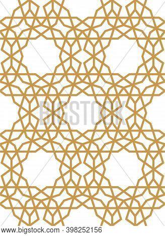Traditional Islamic Pattern. Laser Cutting. Interior Panels.