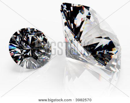 Pair Of Diamonds (Catchlight)
