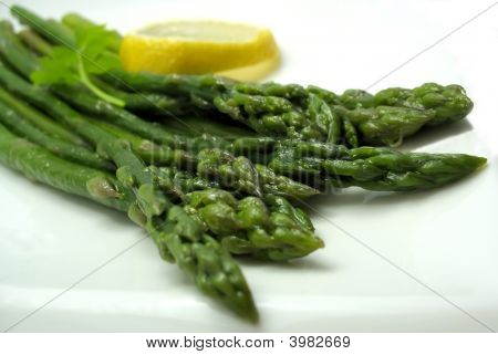 Asparagus Cooked