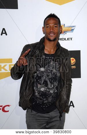 Zachary Levi LOS ANGELES - DEC 7:  Marlon Wayans arrives to the Spike TV`S Video Game Awards 2012 at Sony Pictures Studios on December 7, 2012 in Culver City, CA