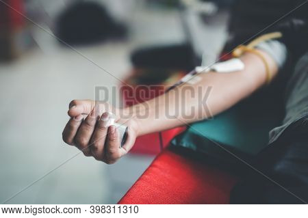Blood Donation, Blood Donation To Blood Bank