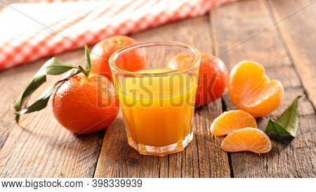 fruit juice- clementine citrus fruit
