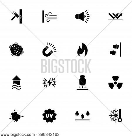 Influence Icon - Expand To Any Size - Change To Any Colour. Perfect Flat Vector Contains Such Icons