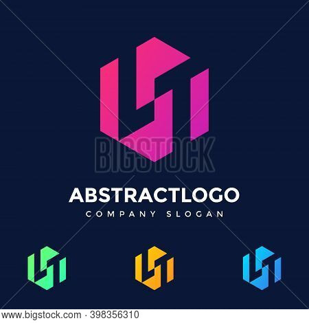 Initial Letter Lt Logo Design, Letter Logo, Technology Company Concept And Idea, Data, Vector Icon T