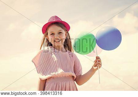 Make Unforgettable Memories. Kid Having Fun. International Childrens Day. Happy Childhood. Child Wit