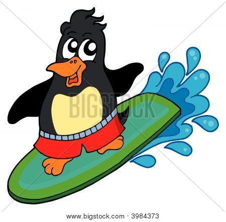 Surfing_Penguin.