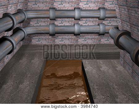 Sewerage 3D