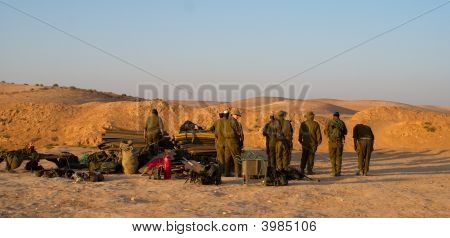israeli soldiers attacks - war againist poster