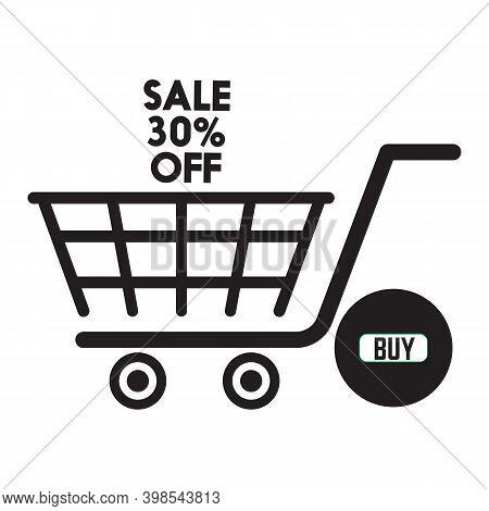 Shopping Cart Icon. Shopping Cart Icon Vector, Shopping Cart , Trolley Logo, Shopping Cart Logo, Web