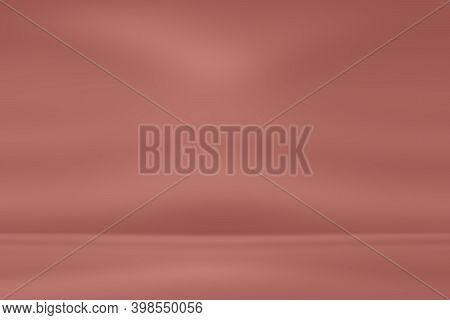 Photographic Pink Gradient Seamless Studio Backdrop Background