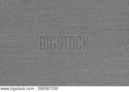 Gray Texture Close-up Knitted Or Woolly Fabric For Wallpaper Or Background