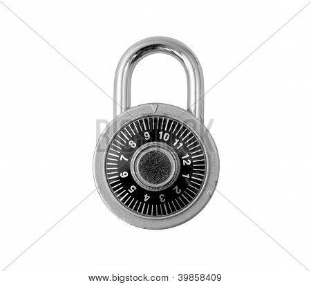 old combination padlock